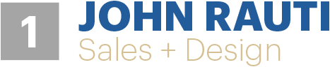 John Rauti Sales + Design